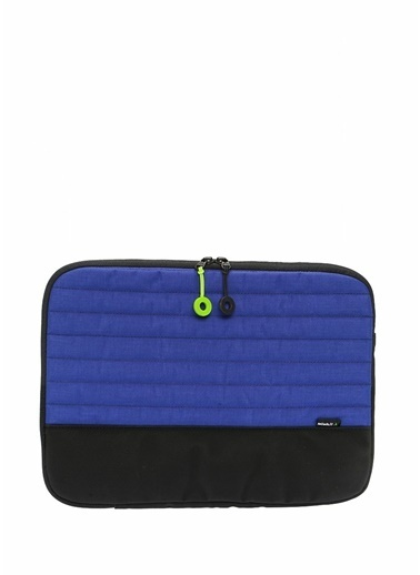 Mueslii Laptop /Evrak Çantası Mavi
